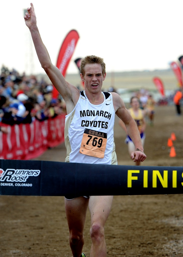 2011 State Cross Country